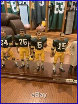 1966 Champion Green Bay Packers By Danbury Mint