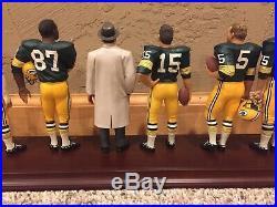 1966 Green Bay Packers Team Danbury Mint Starr Lombardi Nitschke Hornung