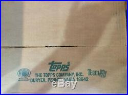 1991 Topps Stadium Club Football Factory Sealed 12 Box Case 36 Packs Per Box