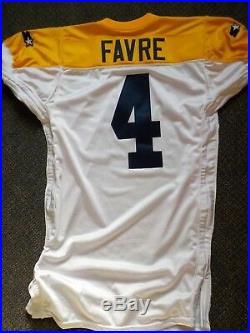 1994 Greenbay Packers Brett Favre Throwback Jersey
