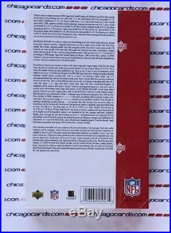 2005 Upper Deck FB Hobby Box (Aaron Rodgers Rookie RC Auto Tom Brady Patch)