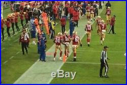 (2) San Francisco 49ers Vs Green Bay Packers Tickets Sunday Night Football