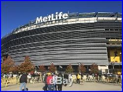 2 Tickets New York Giants vs. Green Bay Packers 12/01