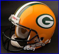 AARON RODGERS Edition GREEN BAY PACKERS Riddell AUTHENTIC Football Helmet NFL