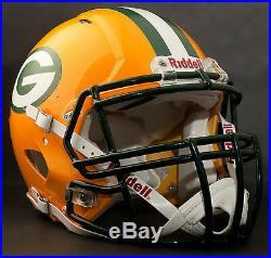 CLAY MATTHEWS Edition GREEN BAY PACKERS Riddell SPEED Football Helmet