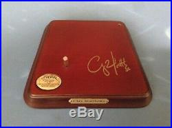DANBURY MINT GREEN BAY PACKERS CLAY MATTHEWS /// Come's with the C. O. A