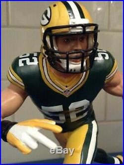 Danbury Mint Green Bay Packers Clay Matthews