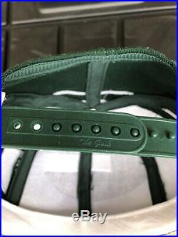 EUC Vintage 90s Green Bay Packers The Game Big Logo Snapback Hat Taiwan