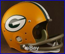 GREEN BAY PACKERS 1961-1979 NFL Authentic THROWBACK Football Helmet