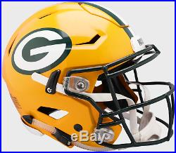 GREEN BAY PACKERS NFL Riddell SpeedFlex Full Size Authentic Football Helmet