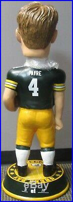 Green Bay Packers BRETT FAVRE 3 foot Forever Bobblehead Nodder NIB- NFL 36 in