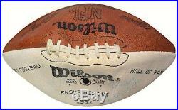 Green Bay Packers Football Blood McNally, Nitschke, Hutson 1983 HOF Enshrinement