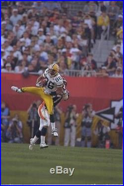 Green Bay Packers Game Used Worn Pants Antonio Freeman 1997 XXXII Super Bowl