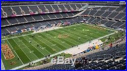 Green Bay Packers vs. Chicago Bears 9/5/19 2 Tickets