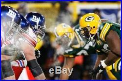 Green Bay Packers vs New York Giants 2 Game Tix, SUN 12/01 Sec 319, Row 7