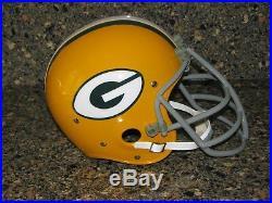 JERRY KRAMER Green Bay Packers 1960s TK Custom Football Helmet Full Size
