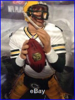 NFL GREEN BAY PACKERS AARON RODGERS / McFARLANES SERIES 30 / SIGNATURE SERIES