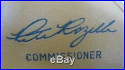Vintage 1973 Wilson Code F Green Bay Packers Team Signed Football & Box Mint